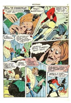 Extrait de Bulletman (Fawcett - 1941) -6- Issue # 6