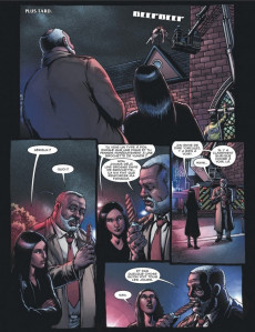 Extrait de Hellblazer: Rise and Fall - Hellblazer : Rise and Fall