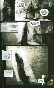 Extrait de Deadworld: War of the Dead - Tome tpb
