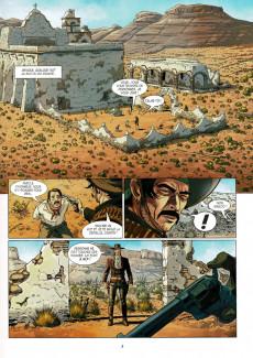 Extrait de Tex (Les aventures de) -2- Coup de fouet en retour