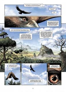 Extrait de Les maîtres Inquisiteurs -17- Elekhiad