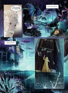 Extrait de Sorceline -4- Rêve et cauchemort !