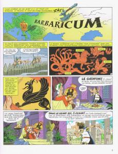 Extrait de Astérix -39- Astérix et le Griffon