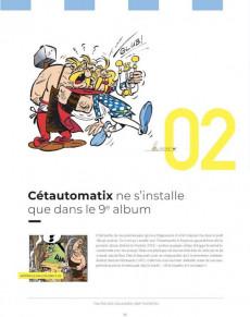 Extrait de Astérix (Autres) - Astérix - Toutes les coulisses, par Toutatis !