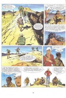 Extrait de Bernard Prince -8- La flamme verte du conquistador