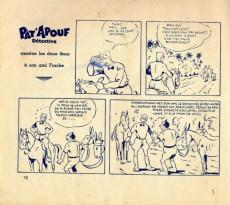 Extrait de Pat'Apouf -2- Pat'Apouf et la bande à Chico