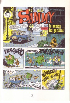 Extrait de Sammy -11a1978- Deux histoires de gorilles