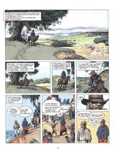 Extrait de Lester Cockney -8- Oregon Trail