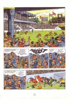 Extrait de Sammy -14- Les gorilles marquent un but