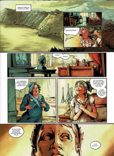 Extrait de Les grands Personnages de l'Histoire en bandes dessinées -71- Napolléon et Pie VII