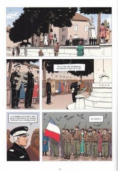 Extrait de Oyonnax - Ils ont osé - Le maquis défile le 11 novembre 1943