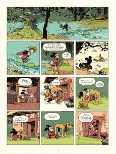 Extrait de Mickey (collection Disney / Glénat) -14- Mickey et les mille Pat