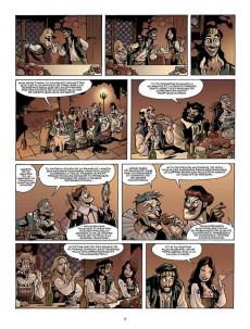 Extrait de Le capitaine Fracasse (Duarte/Mariolle) -INT- Le capitaine Fracasse de Théophile Gautier