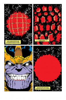Extrait de Thanos vs Silver Surfer -2- Thanos vs Mephisto : Révelation