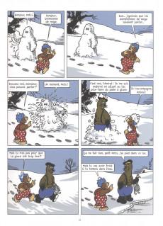 Extrait de Petzi (4e Série - Chours/Caurette) -3- Le Noël de Petzi