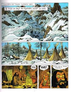 Extrait de Roi des Mapuche -2- Au royaume de Wallmapu