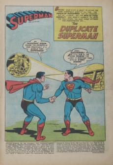 Extrait de Action Comics (DC Comics - 1938) -222- Duplicate Superman