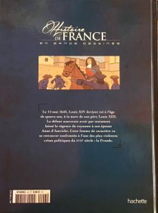 Extrait de Histoire de France en bande dessinée -26- Louis XIV la Régence et la Fronde 1643-1661