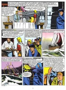 Extrait de Blason d'Argent -4- Les 7 boucliers - La légende du marais