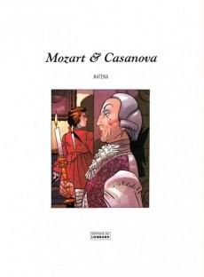 Extrait de Mozart et Casanova