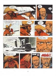 Extrait de Ringo (Vance) -3'- Trois salopards dans la neige
