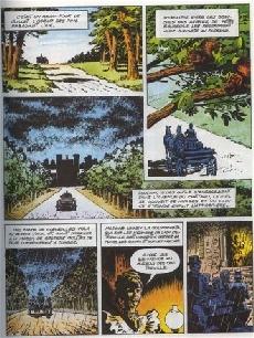 Extrait de Le fantôme de Canterville (Arranz) - Le fantôme de Canterville