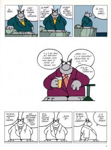 Extrait de Le chat -6b05- Ma Langue au Chat
