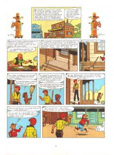 Extrait de Chick Bill -332- Le cow-boy de fer