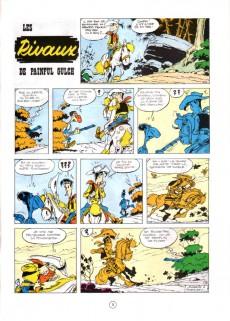Extrait de Lucky Luke -19c1988- Les rivaux de Painful Gulch
