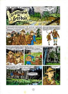 Extrait de La patrouille des Castors -1f85- Le Mystère de Grosbois