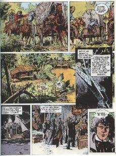 Extrait de Thomas Noland -1b1996- La glaise des cimetières