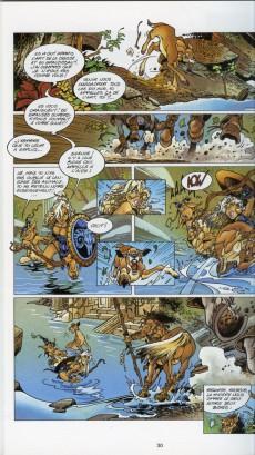 Extrait de Atalante - La Légende -1Solo- Le Pacte