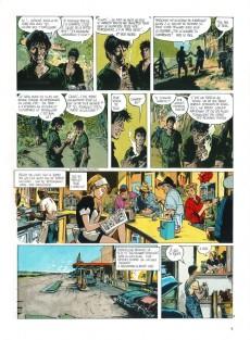Extrait de Thomas Noland -5- Le goéland