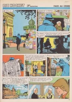 Extrait de (Recueil) Tintin Super -1- Spécial policier