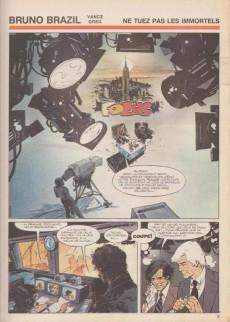 Extrait de (Recueil) Tintin Super -19- Super-Héros
