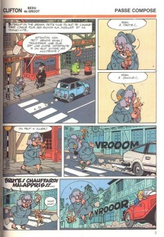 Extrait de (Recueil) Tintin Super -25- Détective privé