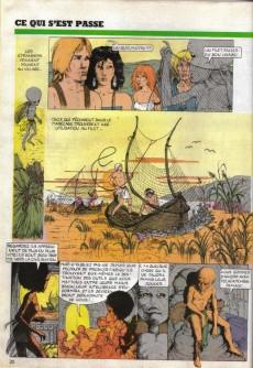 Extrait de (Recueil) Tintin Super -37- Secret