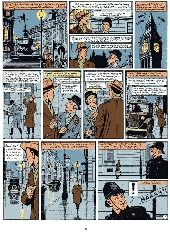 Extrait de Blake et Mortimer (Les Aventures de) -6c2000- La Marque Jaune