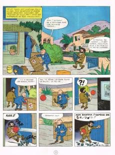 Extrait de Tif et Tondu -11- La poupée ridicule