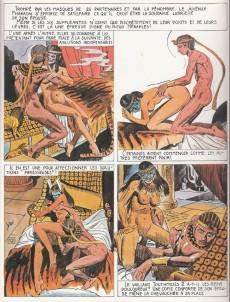 Extrait de Les amours de l'histoire -1- La demoiselle du Nil - La reine radieuse - Cléobis