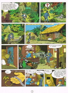 Extrait de Tif et Tondu -24- Aventure birmane