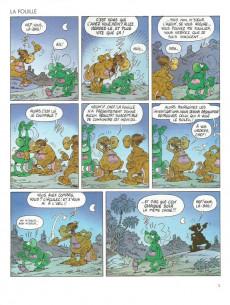 Extrait de Nabuchodinosaure -4- Humo Sapiens