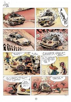 Extrait de Pierre Tombal -22- Ne jouez pas avec la Mort !