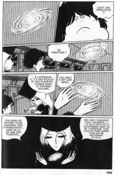 Extrait de Galaxy express 999 -4- Tome 4
