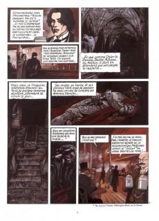 Extrait de London (Rodolphe/Wens) -1- La fenêtre fantôme