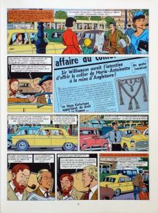 Extrait de Blake et Mortimer (Les Aventures de) -10b1992- L'Affaire du collier