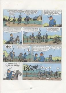 Extrait de Les tuniques Bleues -2d84- Du nord au sud