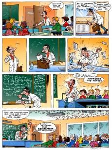 Extrait de Les profs -7- mise en examen