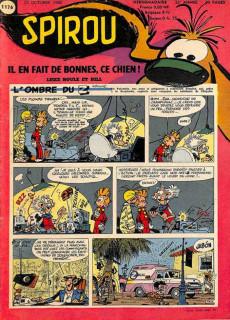Extrait de (Recueil) Spirou (Album du journal) -79- Spirou album du journal