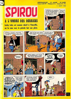 Extrait de (Recueil) Spirou (Album du journal) -78- Spirou album du journal